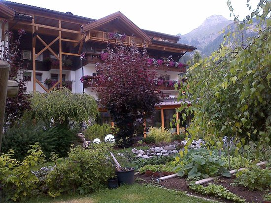 Hotel Gran Paradis: vista retro