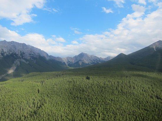 Rockies Heli Canada: Heli tour
