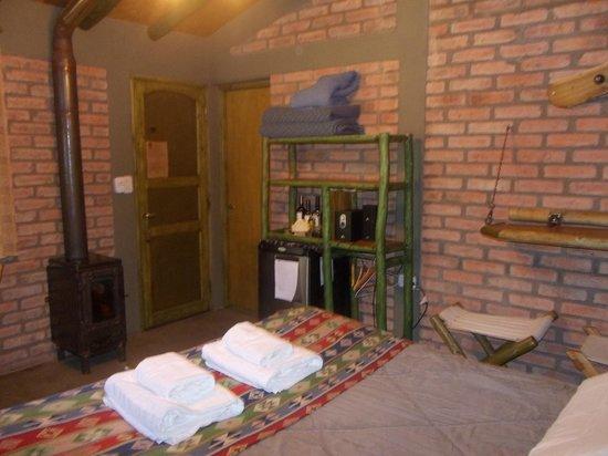 Cerro Del Valle Hotel Rustico: Frigobar