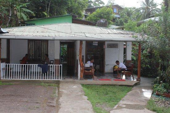 Cabinas Manolo - Reception