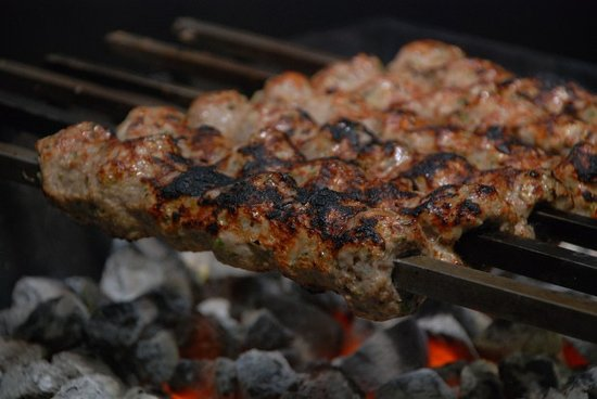 Shababs Balti Restaurant: Fresh Seekh Kebabs Made To Order