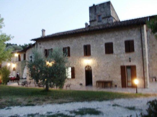 Valfabbrica, Italia: Agriturismo il Pioppo