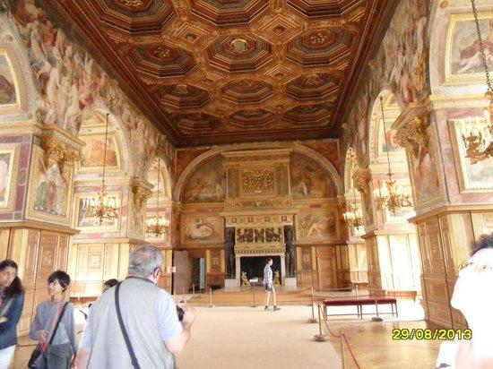Fontainebleau, France : sala da ballo