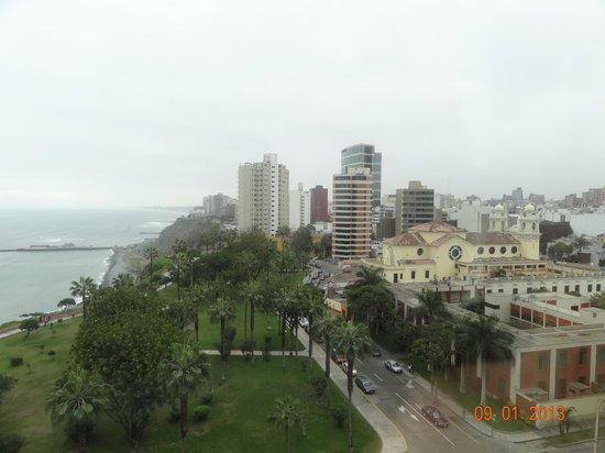 Belmond Miraflores Park: View from room 908