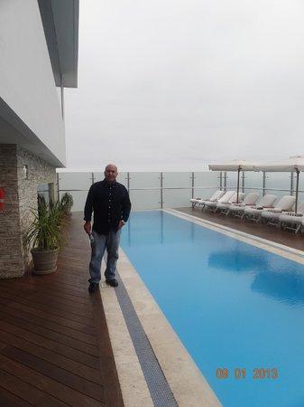 Belmond Miraflores Park : Spa/Pool on 11th floor