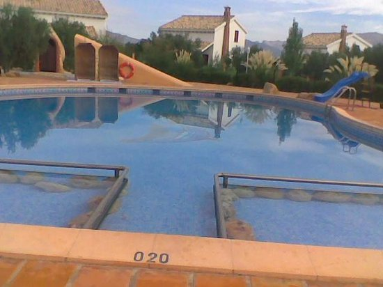 Apartamentos Rurales Ibipozo: piscina