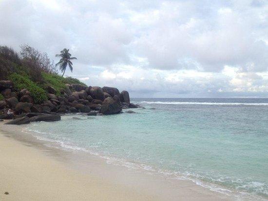 Demeure de Cap Macon: La spiaggia antistante la dimora