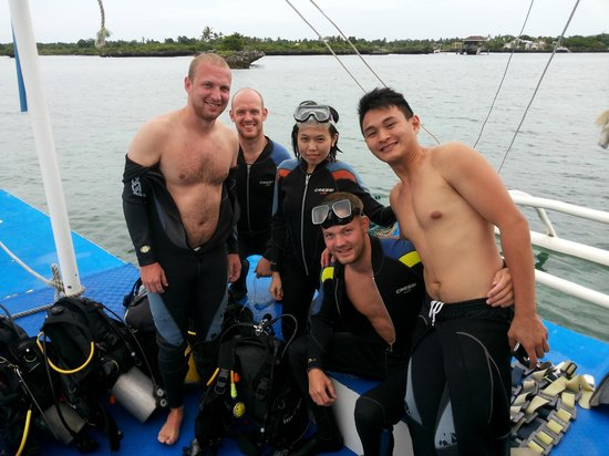 SiDive: Newly certified!