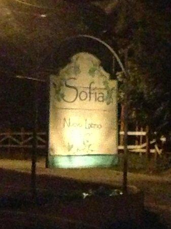Sofia Restaurant: Sofia