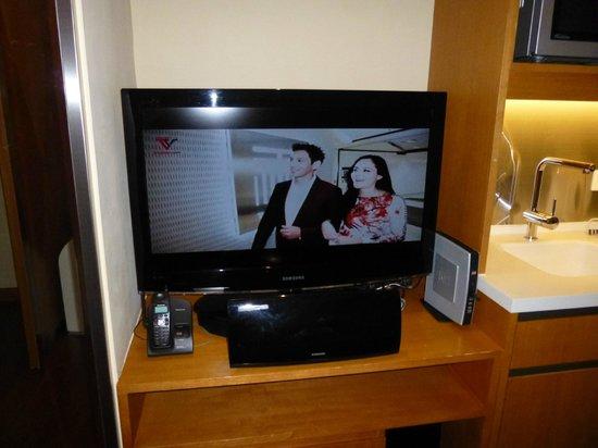 CHI Residences 314: Tv