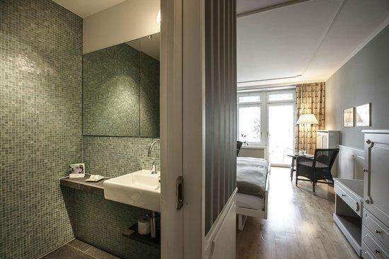 Romantik Hotel Schweizerhof: Superior Room