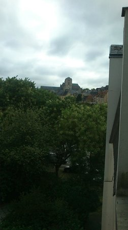 Ibis Le Mans Centre : View from the room