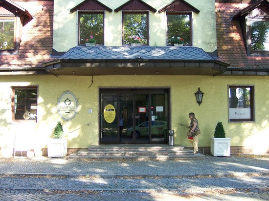 Hotel Sophienhof: Hoteleingang