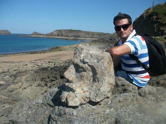 Les Rochers Sculptes : Las rocas esculpidas