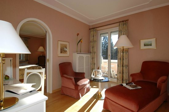 Romantik Hotel Schweizerhof: Junior Suite