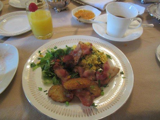 Ile de Garde : Our delicious homeade breakfast