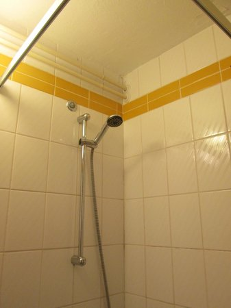 Bellevue Hotel: bagno