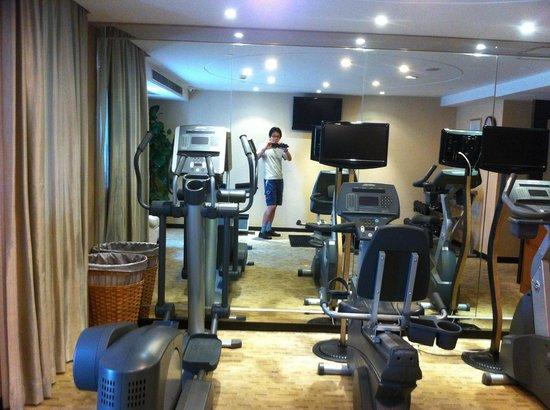 Lee Gardens Hotel Shanghai: フィットネスセンター