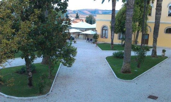 Villa Fiorita Hotel : dal terrazzo