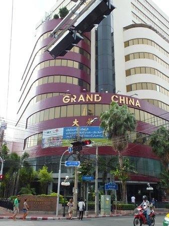Grand China Hotel: Buitenkant