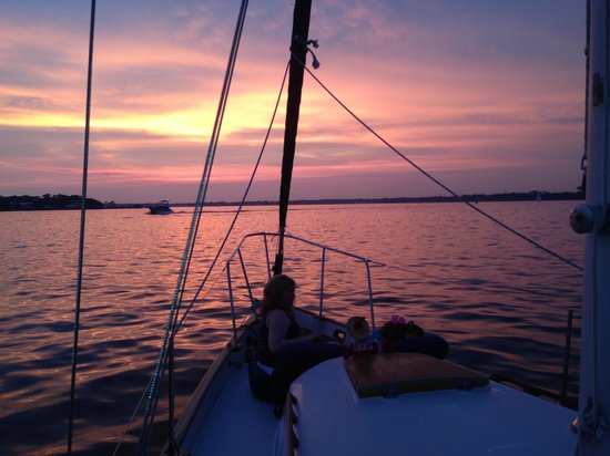 Orange Beach Sailing Charters And Sunset Cruises September 1