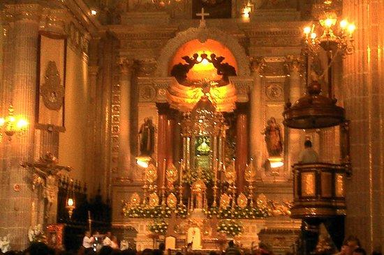 Interior Catedral Nuestra Señora de San Juan de los Lagos