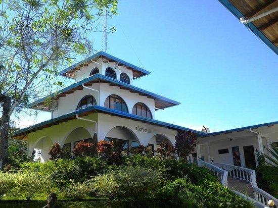 Hotel Cristal Ballena Resort: Reception building
