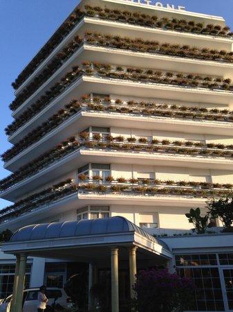 Hotel Terme Tritone Thermae & Spa: Facciata principale