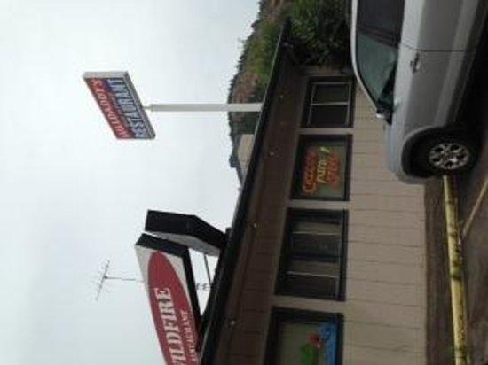 Hilldaddy's Wildfire Restaurant: Hilldaddys