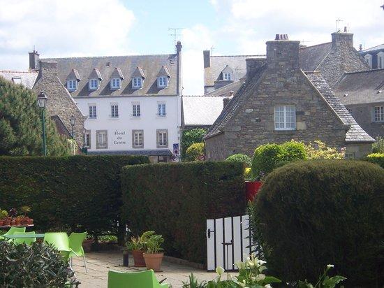 Hôtel La Résidence des Artistes : vu de la chambre