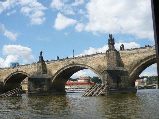 Prague Venice Boat Trip: Moldava