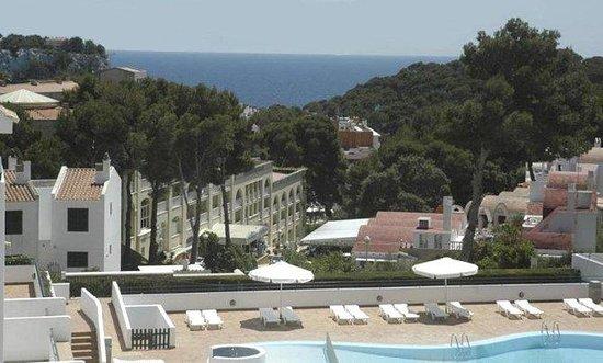 ILUNION Menorca : Vistas desde el apartamento