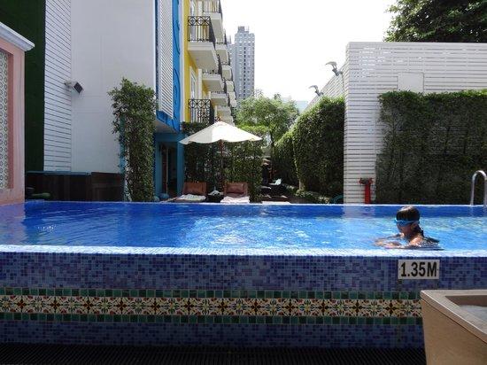 Salil Hotel Sukhumvit - Soi Thonglor 1: nice view