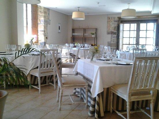Palacio de Rubianes Hotel & Golf: Comedor agradable