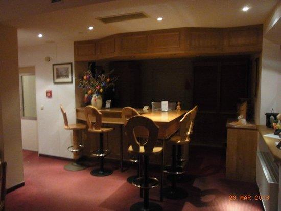 Sporthotel Am Pfahl: Hotelbar
