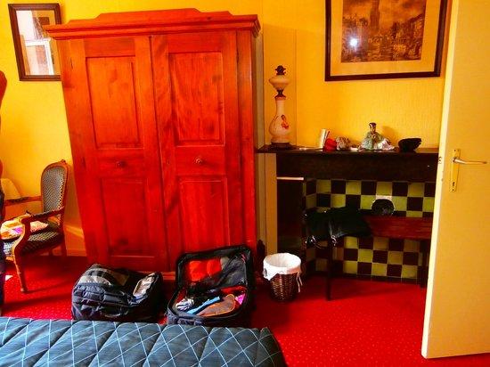 Hotel Cavalier: camera numero 2