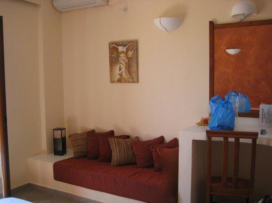 Horizon Apartments: our room