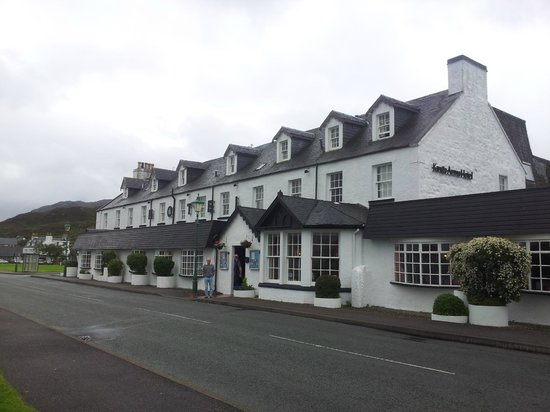 Kings Arms Hotel: The hotel