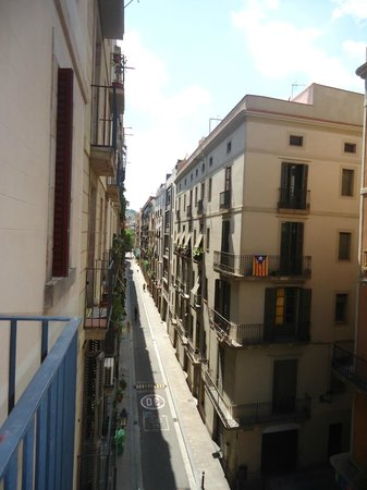 MH Apartments Liceo : vista