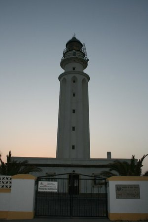 Camping Pinar San José: Faro de Trafalgar