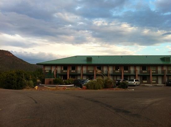 Grand Canyon Hotel: vista exterior