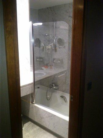 Hotel Conqueridor: ducha