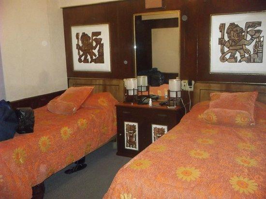 Hotel Inca Imperial : Habitación Doble