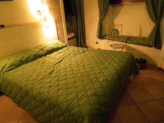 "Gulliver's Lodge : La ""camera verde"""