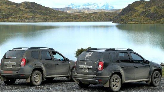Torres del Paine National Park: Torres del Paine en camino