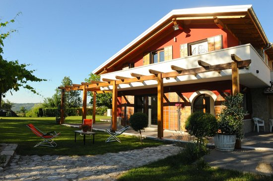 Il Papavero Country House: esterno