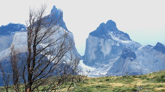 Torres del Paine National Park: Torres del Paine, cuernos del Paine