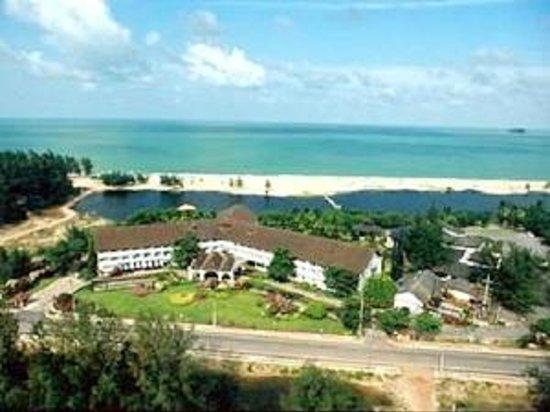 Haadkaew Beach Resort Songkhla: Good Location by Over view