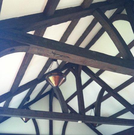 Bascom Lodge: Inside the dining room