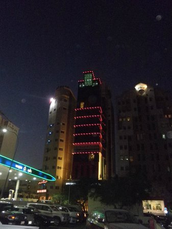 Ramada Encore Doha: vista nocturna